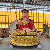 玻璃钢地藏王菩萨佛像雕塑厂家 地藏王菩萨生产厂家