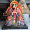 铸铜三官大帝神像雕塑厂家,昌东铜雕道教神像生产厂家