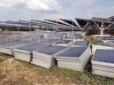 二手太阳能板回收  废旧太阳能电池板回收
