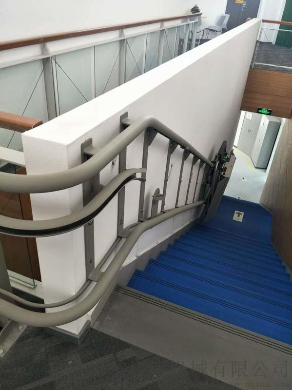 导轨斜挂爬楼机残疾人专用电梯楼道无障碍设施安装厂家