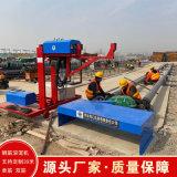 鋼筋滾籠機開機 鋼筋籠自動滾籠機須操作人員正確使用