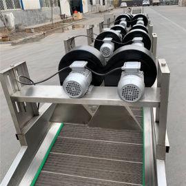 火龙果清洗风干机 不锈钢食品干燥机
