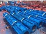 廣西透水井管成型設備,混凝土井管焊接模具生產廠家