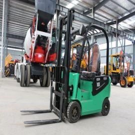 厂家现货 四轮实用1.5吨电动叉车 小型电动叉车