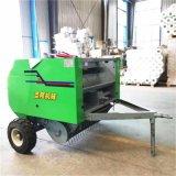 捡拾麦草的打捆机,圣隆机械厂小麦秸秆打捆机