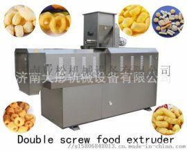 供应膨化食品设备厂家 亚松机械 休闲食品生产流水线