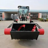铲车改装洗沙搅拌斗 混凝土装载搅拌机 改装铲车搅拌斗