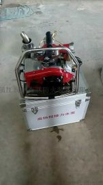 镇江润林LSJ-05便携式高压森林消防泵 接力水泵