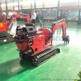 廠家直銷 沼澤地小型勾機 植樹造林挖掘機 華科機械