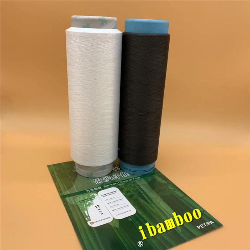 尼龍竹碳絲、竹碳紗線、竹碳纖維、ibamboo