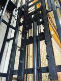 导轨式货梯货运平台厂房货梯液压升降平台