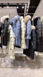 品牌服装进货几折冰诺姿/服装尾货一次进货货源走份