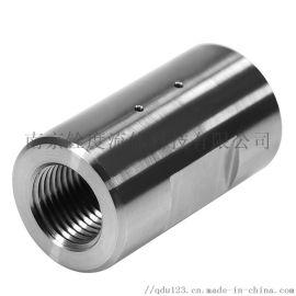 水刀配件二通接头 水刀切割机二通接头 水刀二通接头厂家
