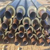 預製直埋聚氨酯保溫管 DN50/60防腐保溫鋼管杭州
