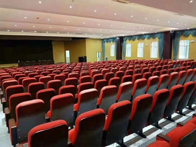 深圳品牌胶壳会议礼堂椅-报告厅礼堂会议椅
