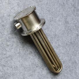 锅炉蒸汽电热管不锈钢法兰加热管非标定制加热棒