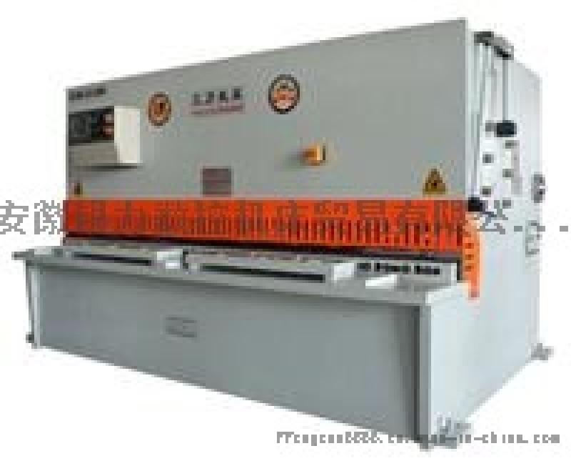 液压剪板机,QC12K液压摆式数控剪板机