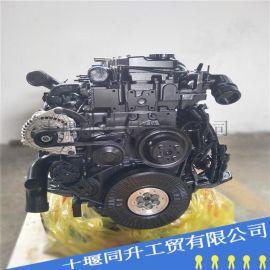 东风康明斯ISD6.7国五六缸发动机总成