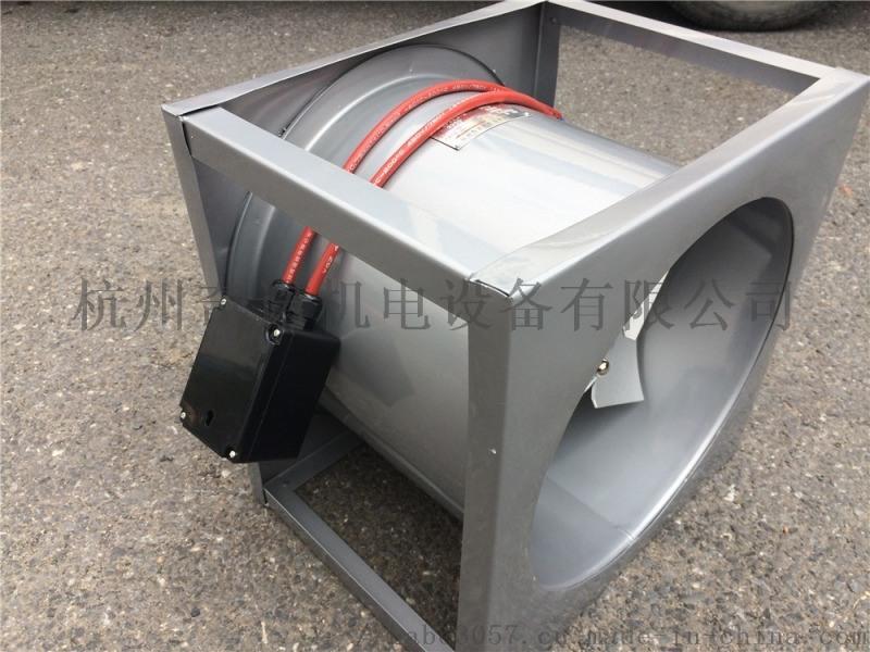 SFW-B3-4混凝土养护窑风机, 加热炉高温风机