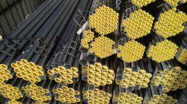 广东钢塑复合管 内外涂塑钢管 民用冷水衬塑管