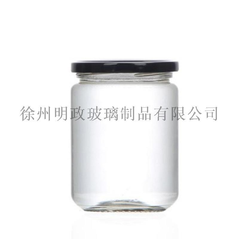 辣椒酱瓶玻璃瓶酱菜瓶蜂蜜瓶果酱瓶调味瓶密封罐储物瓶