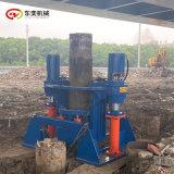 中山拔护筒桩机 PC工法桩液压拔管机