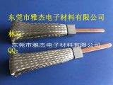 導熱管+冷壓式製作LED散熱帶/被動式汽車大燈散熱銅編織線