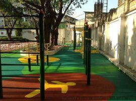 深圳松岗街道组合滑梯,EPDM地垫免费设计铺设,小区配套游乐设施厂家