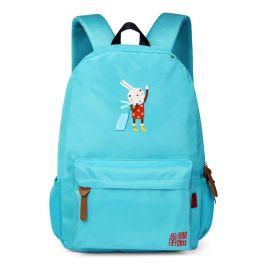 中国风休闲背包速卖通爆款学生背包高中生书包尼龙电脑双肩背包