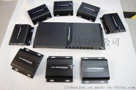 HDMI分配器1进8出带延长120米hdmi分配延长器