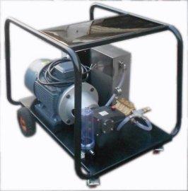 新疆化换热器疏通高压清洗机-武汉沃科