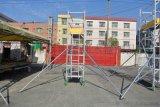 高空工作架铝桁架脚手架Truss架
