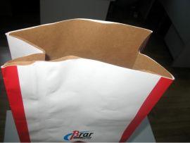 上海供应食品级牛皮纸袋 三合一纸塑袋