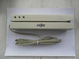 郑州有售华昌HCE-302U单二轨磁卡读写器现货**