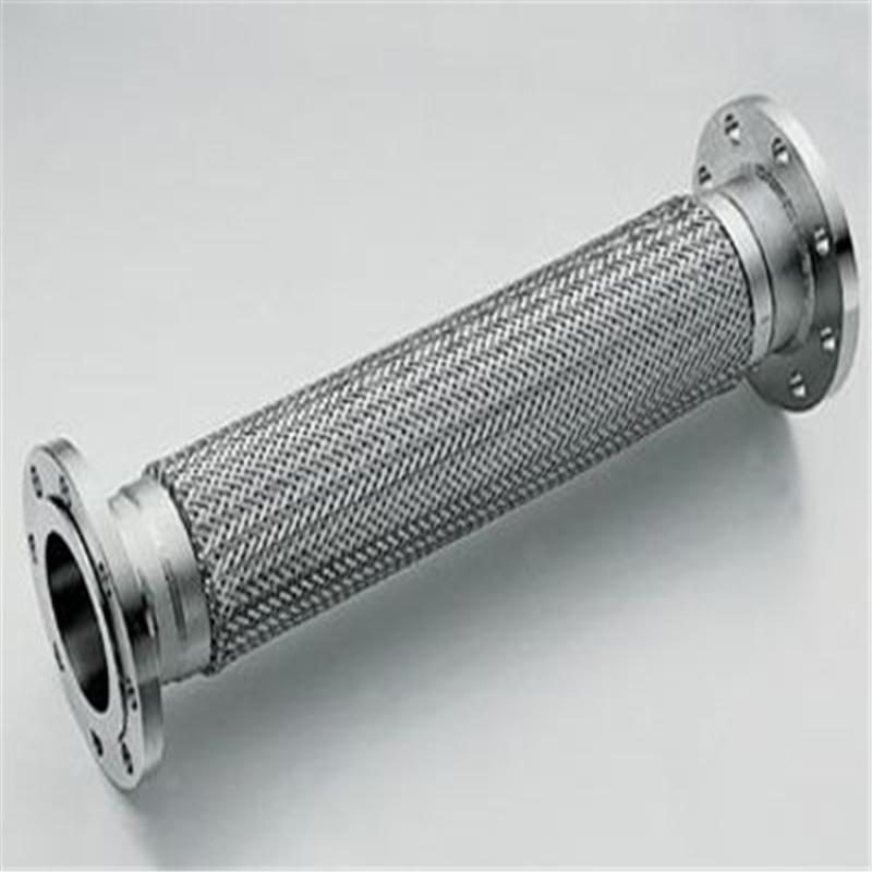 波纹金属软管 不锈钢法兰波纹管 型号齐全
