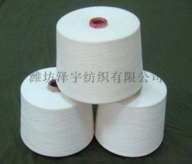 潍坊 50s芦荟纤维/精梳棉纱线 赛络紧密纺