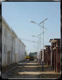 昆明太阳能路灯厂家锂电池配置