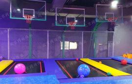 北京大型商场组合蹦床,户外儿童蹦床室内蹦床主题公园