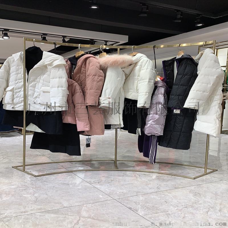 可木子设计师原创女装女装专柜库存一手货源尾货