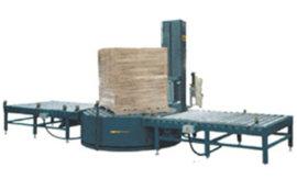 高州托盘连线式拉伸膜缠绕包装机专业之选