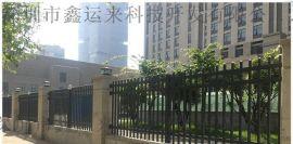 建筑隔离护栏生产厂家 广东安防围墙栅栏批发 深圳庭院护栏安装制作