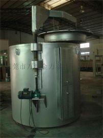 金力泰RQ3系列950℃井式气体渗碳炉