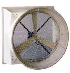 喇叭形玻璃钢负压风机 省电低噪音玻璃钢负压风