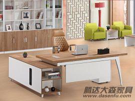 北京多媒体电脑桌办公桌椅写字台DS-10325定制厂家