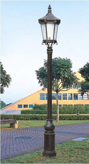 四川成都庭院灯生产厂家庭院灯参数价格