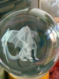 水晶球內雕機 球體內雕機定製 銷售鐳射內雕機