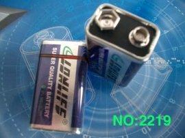 9V层叠碳性干电池(2219)