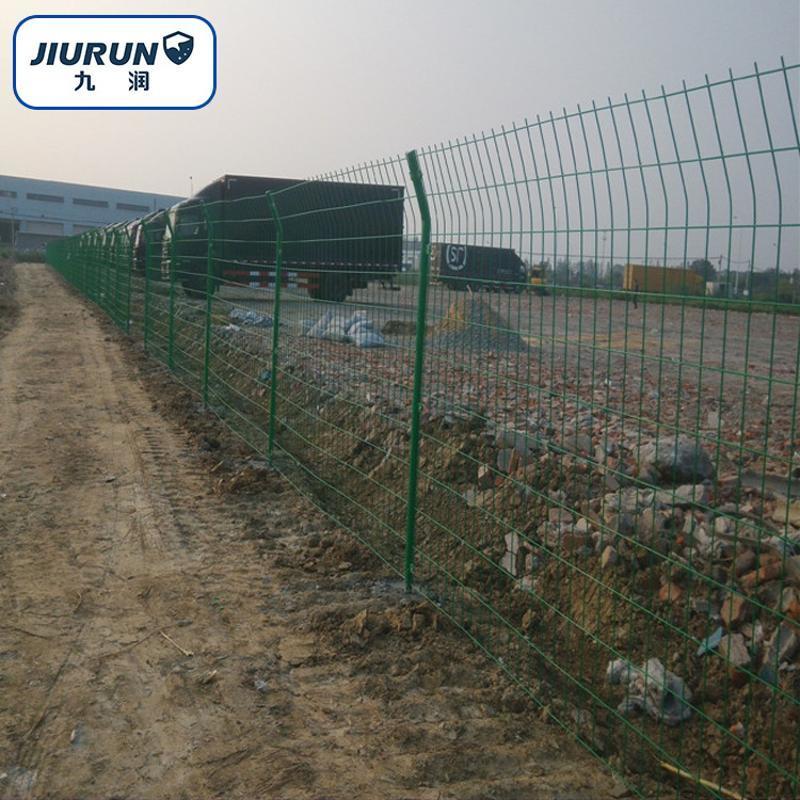 双边丝护栏网 果园围网 公路护栏网