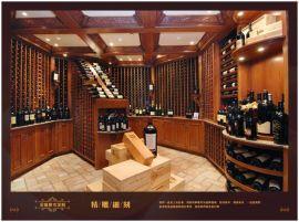 酒柜--欧维嘉实木欧式豪华版酒柜