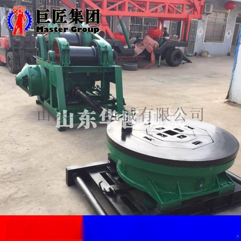 400型磨盘钻机农村打灌溉井专用大孔径水井钻机